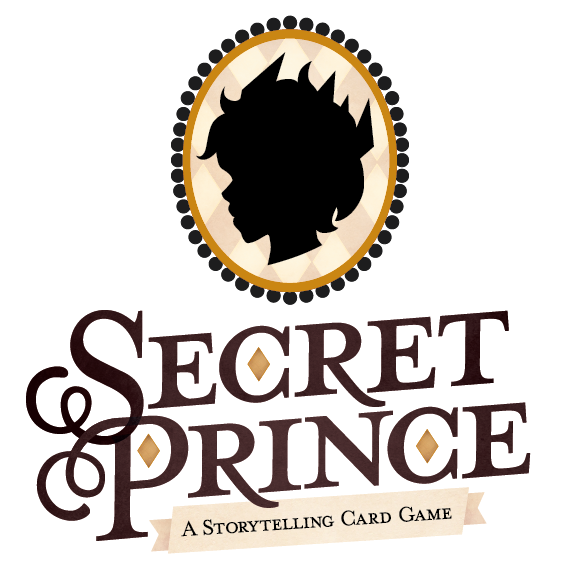 Secret Prince, A Storytelling Card Game About Beautiful People, Tragic Backstories, And Secret Royalty.